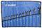ЗУБР 12 шт, 8 - 22 мм, набор комбинированных гаечных ключей трещоточных 27075-H12 - фото 137503