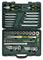 KRAFTOOL 84 шт., набор слесарно-монтажного инструмента 27977-H84 - фото 138496