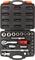 ЗУБР 22 шт., набор автомобильного инструмента 27632-H22 - фото 138822