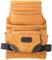 KRAFTOOL кожа, 10 карманов, петля (скоба) для крупного инструмента, сумка поясная для инструментов 1-38531 - фото 139710
