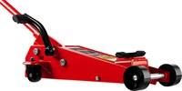 """Домкрат гидравлический подкатной """"RED FORCE"""", с педалью, 3,5т, 145-500мм, STAYER 43155-3.5 - фото 14688"""