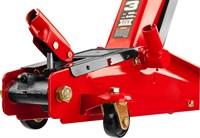 """Домкрат гидравлический подкатной """"RED FORCE"""", для внедорожников, 3т, 155-545мм, STAYER 43157-3 - фото 14704"""