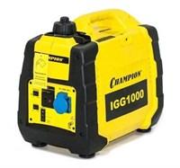 Генератор бензиновый CHAMPION IGG1000 - фото 21883
