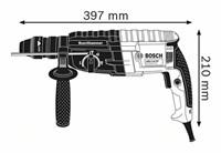 BOSCH GBH 240 F, перфоратор SDS-plus, 0.611.273.000 - фото 22302