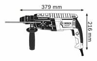 BOSCH GBH 2-28, перфоратор SDS-plus, 0611267500 - фото 22892