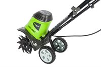 Культиватор электрический Greenworks GTL9526 - фото 23911