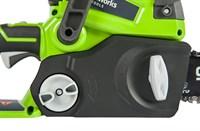 Цепная пила аккумуляторная GreenWorks G24CS25 - фото 23917