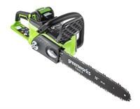 GreenWorks GD40CS40K4, цепная пила аккумуляторная - фото 23921