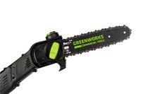 Greenworks 82V GC82PS, высоторез/сучкорез электрический - фото 23931