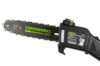 Greenworks 82V GC82PS, высоторез/сучкорез электрический - фото 23932