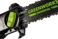 Greenworks 82V GC82PS, высоторез/сучкорез электрический - фото 23933