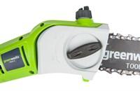 Высоторез/Сучкорез аккумуляторный Greenworks G24PS20 - фото 23965