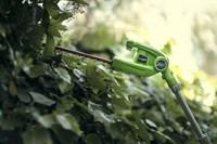 Кусторез телескопический аккумуляторный Greenworks G24PH51 - фото 23988