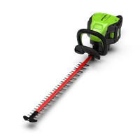 Кусторез аккумуляторный Greenworks GD60HT - фото 23995