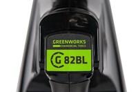 Greenworks GС82BL, воздуходув аккумуляторный - фото 24038