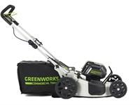 Greenworks GC82LM51K5, газонокосилка аккумуляторная - фото 24124