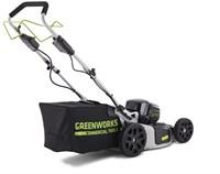 Greenworks GC82LM51SP, газонокосилка аккумуляторная - фото 24152