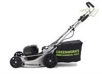 Greenworks GC82LM51SP, газонокосилка аккумуляторная - фото 24154