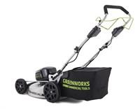Greenworks GC82LM51SPK5, газонокосилка аккумуляторная - фото 24159