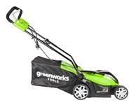 Greenworks GLM1035, газонокосилка электрическая - фото 24162