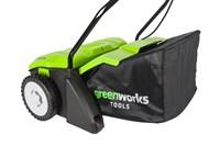 Аэратор электрический Greenworks GDT35 - фото 24170