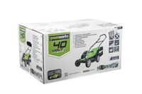 Greenworks G40LM35, газонокосилка аккумуляторная - фото 25174