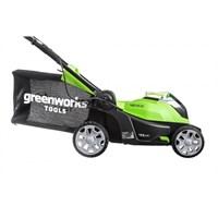 Greenworks G40LM41K4, газонокосилка аккумуляторная - фото 25196