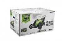Greenworks GD40LM45K4, газонокосилка аккумуляторная - фото 25221