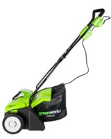 Greenworks G40DT30, аэратор аккумуляторный - фото 25295