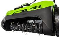 Greenworks G40DT30, аэратор аккумуляторный - фото 25296