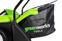 Greenworks G40DT30, аэратор аккумуляторный - фото 25297
