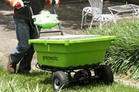 Садовая тележка самоходная Greenworks G40GCK4, 40V, 106 л, с 1хАКБ 4 А.ч и ЗУ - фото 25319