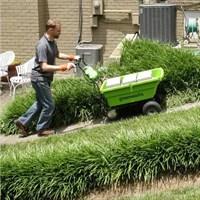 Садовая тележка самоходная Greenworks G40GC, 40V, 106 л - фото 25320