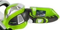 GreenWorks G40HT61, кусторез аккумуляторный - фото 25340
