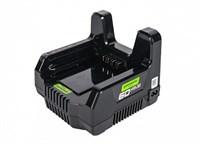 Зарядное устройство Greenworks G60UC, 60V - фото 25386
