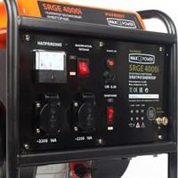 Генератор инверторный PATRIOT MaxPower SRGE 4000i - фото 5999
